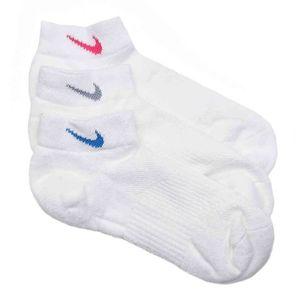Performance Cotton Low-Cut Socks - 3 PACK